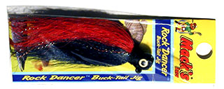 Rock Dancer Buck Tail Jig