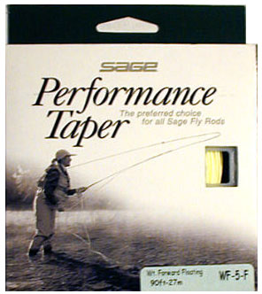 Sage Performance Taper